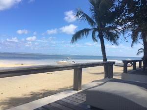 Beachfront - Low tide